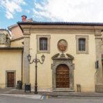 Chiesa di Santa Maria del Suffragio facciata