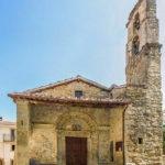 Chiesa di Sant'Antonio Abate pano facciata