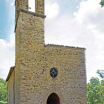 Santuario della Madonna di Filetta pano facciata