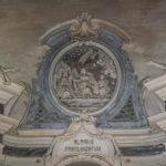 Chiesa di Sant'Agostino particolare superiore dell'altare
