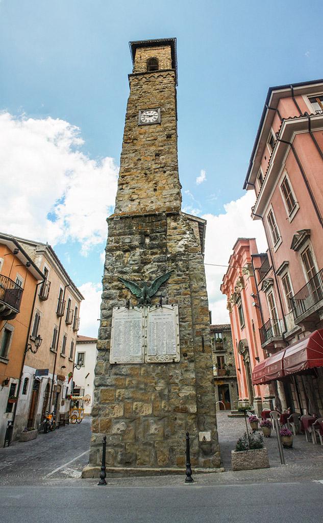 Risultati immagini per amatrice torre civica