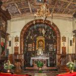 Santuario della Madonna delle Grazie altare