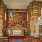 Chiesa di Santa Maria Assunta pano alltare