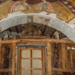 Museo Civico Cola Filotesio arco affrescato