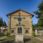 Santuario della Madonna delle Grazie pano facciata