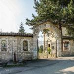 Santuario della Madonna delle Grazie pano ingresso