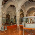 Museo Civico Cola Filotesio sala interna