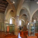 Museo Civico Cola Filotesio pano sala interna