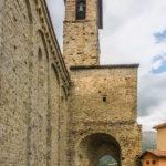 Porta Carbonara veduta