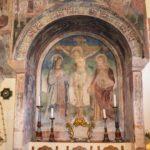 Chiesa di Santa Savina crocifissione Dionisio Cappelli