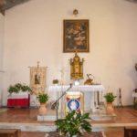 Chiesa Madonna delle Grazie altare