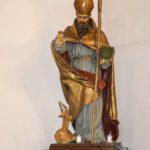 Chiesa Madonna delle Grazie statua