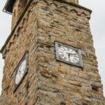 Torre Civica particolare orologi