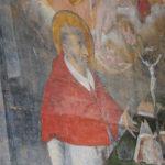 Santuario della Madonna delle Grazie particolare del dipinto