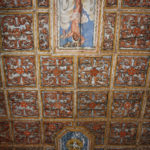 Santuario della Madonna delle Grazie soffitto decorato