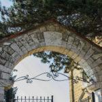 Santuario della Madonna delle Grazie particolare dell'ingresso