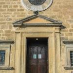 Santuario della Madonna delle Grazie portale