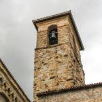 Porta Carbonara scorcio del campanile