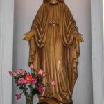 Chiesa Santissimo Crocifisso statua della Madonna Vergine