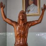 Chiesa Santissimo Crocifisso statua di San Giovanni evangelista
