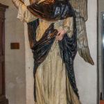 Museo Civico Cola Filotesio statua di San Vincenzo