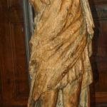 Museo Civico Cola Filotesio statua lignea di San Giovanni Battista