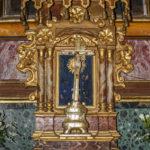 Chiesa di Santa Maria del Suffragio tabernacolo