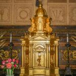 Chiesa Santissimo Crocifisso tabernacolo