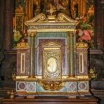 Santuario della Madonna delle Grazie tabernacolo