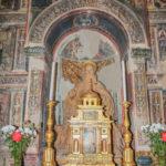 Chiesa di Sant'Antonio Abate Tabernacolo e candelabri