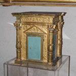 Museo Civico Cola Filotesio tabernacolo ligneo