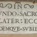 Santuario dell'Icona Passatora targa