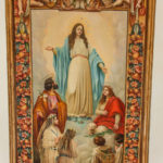 Chiesa Immacolata Concezione Madonna che interdice le anime del Purgatorio