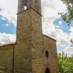 Santuario della Madonna di Filetta torre campanaria