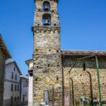 Chiesa di Sant'Antonio Abate torre del campanile