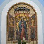 Trittico bizantino Chiesa Santa Maria Liberatrice