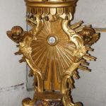 Museo Civico Cola Filotesio tronetto ligneo