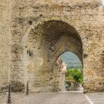 Porta Carbonara vista