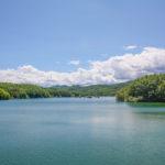 Lago Scandarello vista del lago