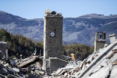 i resti della Torre Civica