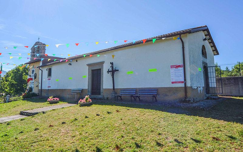 Chiesa di Castel San Pietro nommisci