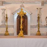 Chiesa Santa Maria delle Grazie dettaglio altare