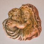 Chiesa Santa Maria delle Grazie Madonna con bambino