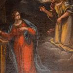 Chiesa Santa Maria delle Grazie dipinto annunciazione
