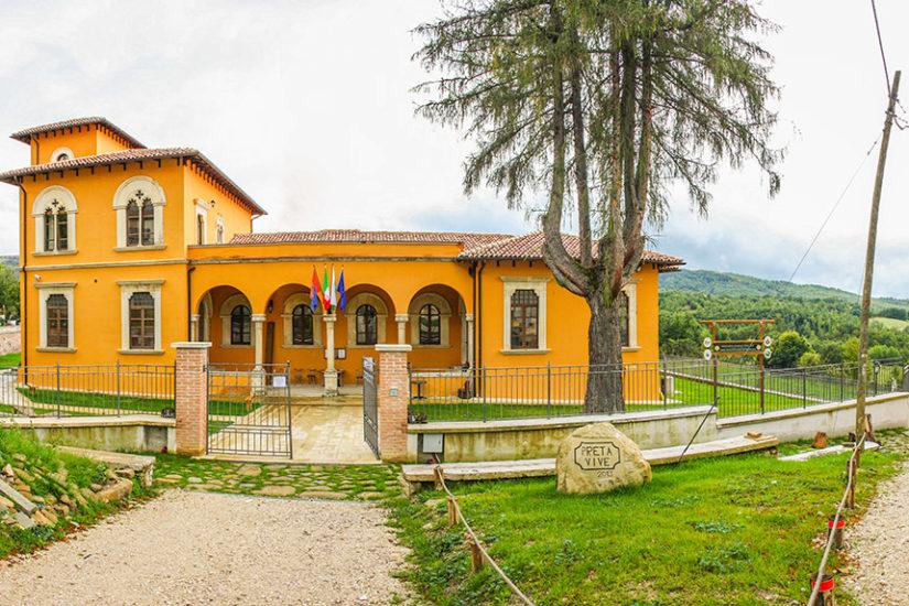 Museo Arte Contemporanea - Rifugio Montano (Frazione di Preta - Amatrice)